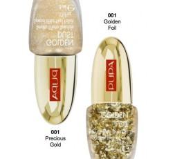 Pupa Red Queen Golden Dust/Foil nagellak