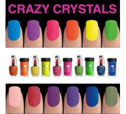 Pupa Nailart Crazy Crystals