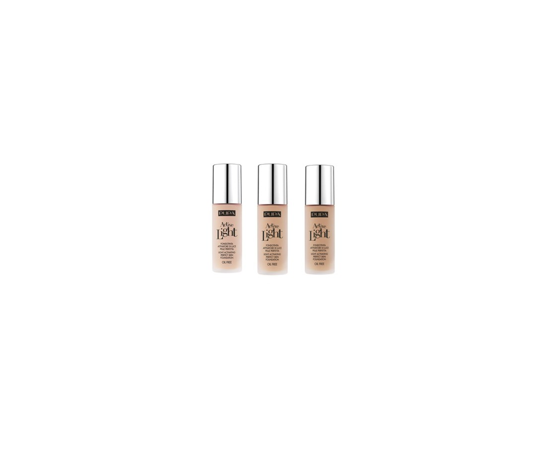 Pupa Active Light Foundation 30ml.