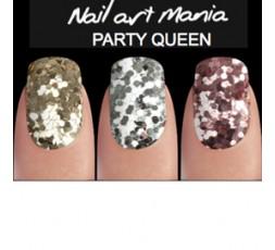 Pupa Party Queen Nailart