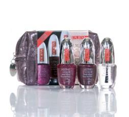 Pupa Luxury Nail Kit Excessive Purple