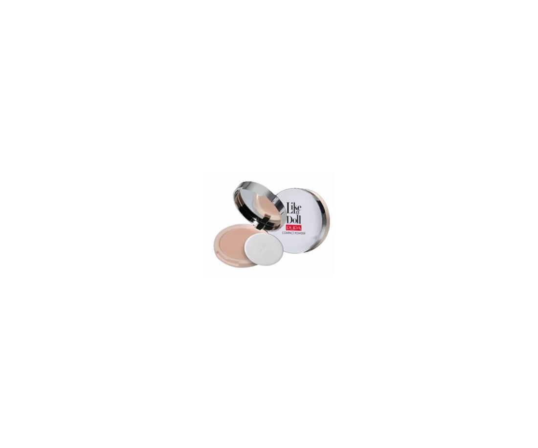 Pupa Like a Doll compact powder SPF 15