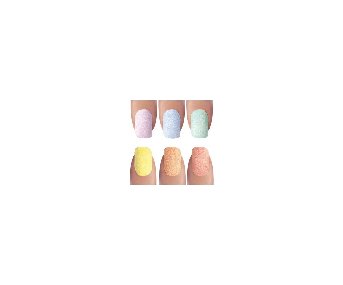 Pupa nagellak Colorful Plumage