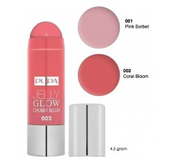 Pupa Jelly Glow Chubby Blush