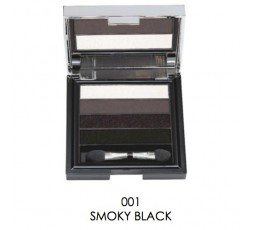 Pupa Vamp! oogschaduw palette 001 Smoky Black