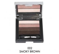 Pupa Vamp! oogschaduw palette 002 Smoky Brown