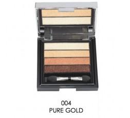 Pupa Vamp! oogschaduw palette 004 Pure Gold