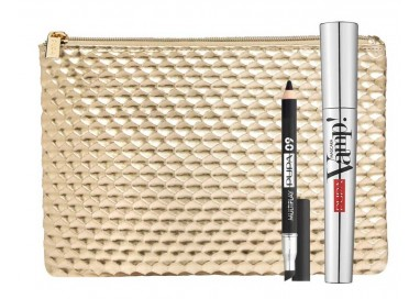Pupa Vamp! Mascara black met gratis Multiplay pencil in luxe etui