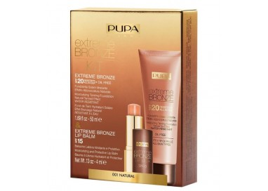 Pupa Extreme Bronze kit