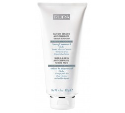 Pupa Anti-Cellulite White Mud - Ultra Rapid