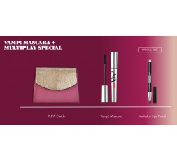 Pupa Vamp Mascara _ kit met multiplay mini
