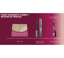 Pupa Vamp Explosieve Mascra_kit met Mini Multiplay