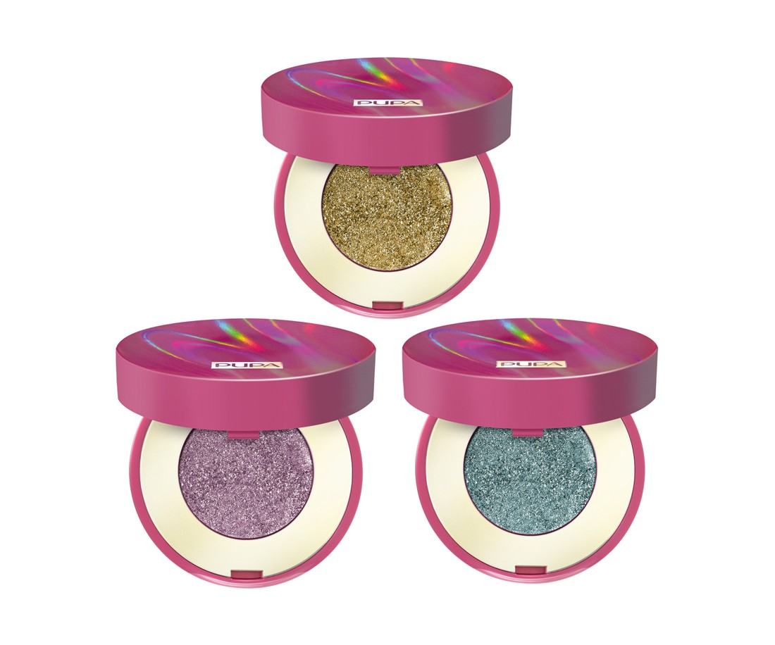 Pupa Eyeshadow Unexpected Beauty
