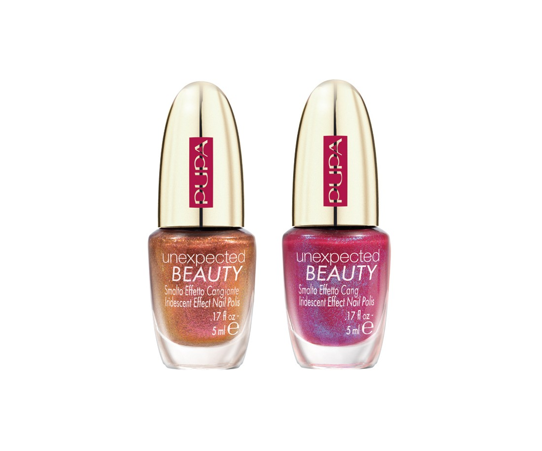 Pupa Unexpected Beauty Nail Polish