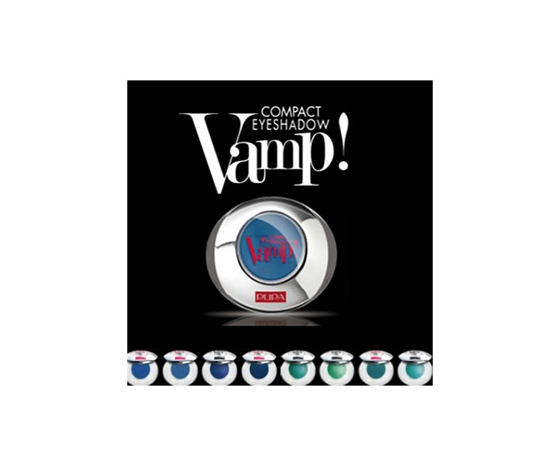 Pupa Vamp! Compact oogschaduw(oude versie)