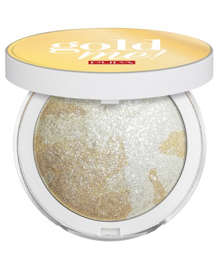 Pupa Gold Me Trio Frost Highlighter