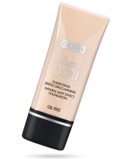 Pupa Extreme Matt Effect Foundation - outlet