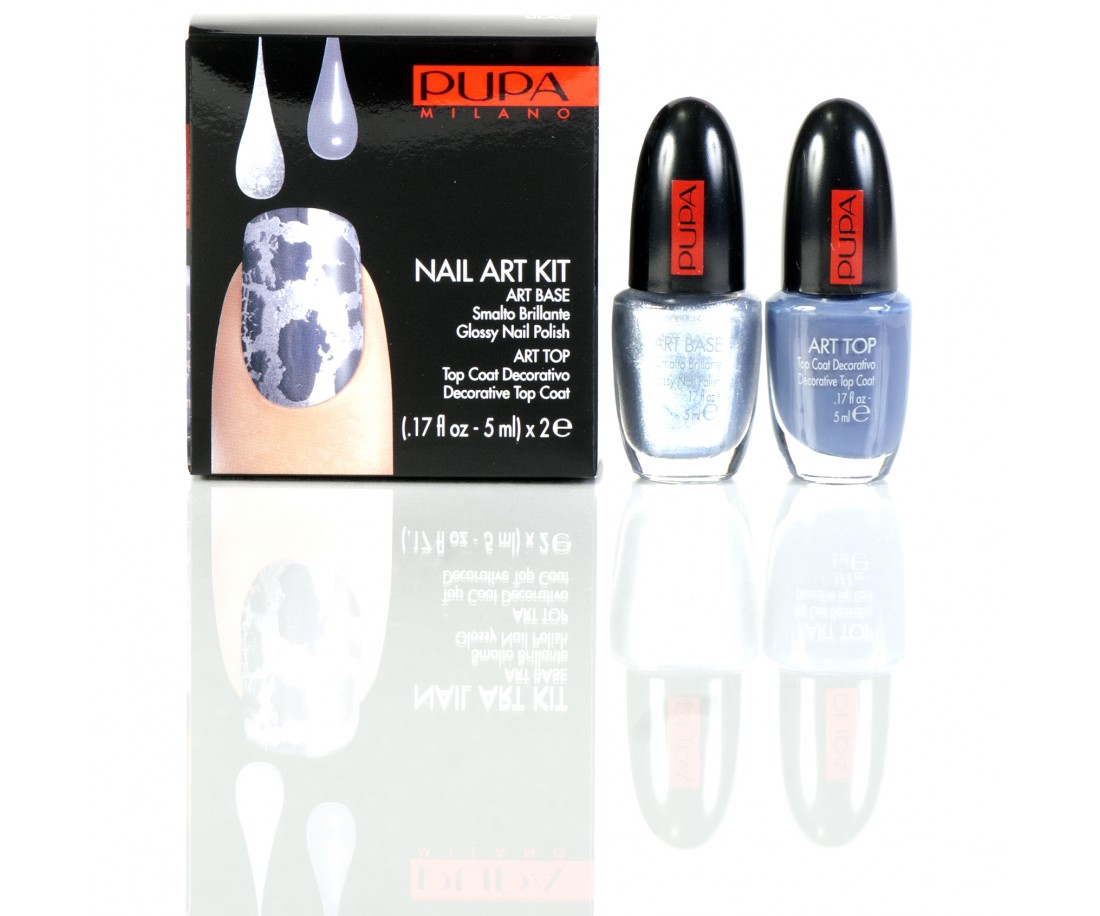 PUPA Nailart Light Blue/Lilac