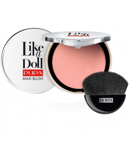 Pupa Like a Doll Maxi Blush 9,5 gram - Outlet