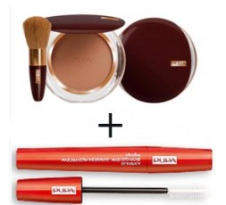 Pupa Super deal Bronzing Powder+Mascara naar keuze