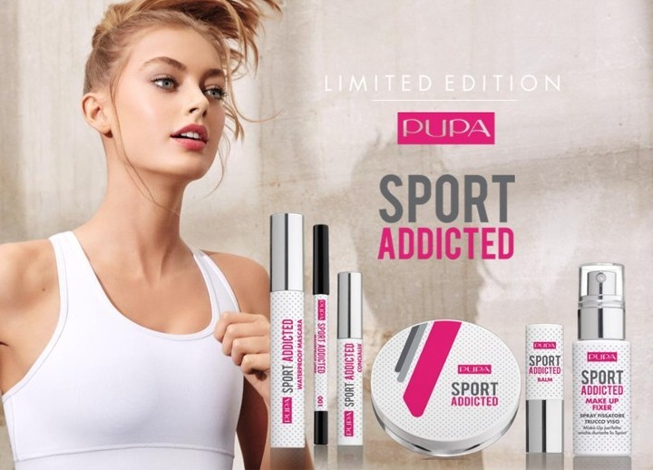 Pupa Sporty Addicted | Pupa Sport Make-up
